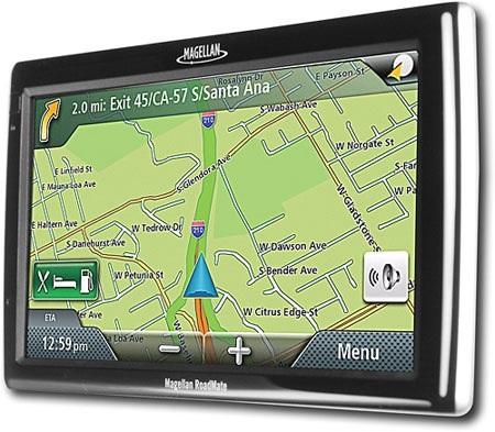 Magellan RoadMate 1700 GPS Device