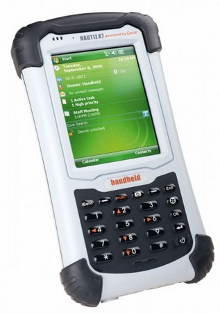 Nautiz X7 Rugged PDA Phone