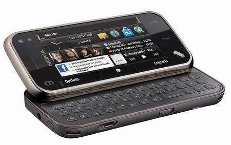 Nokia N97 mini QWERTY Phone