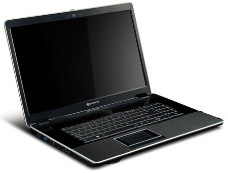 Packard Bell EasyNote DT85 18.4-inch Notebook front