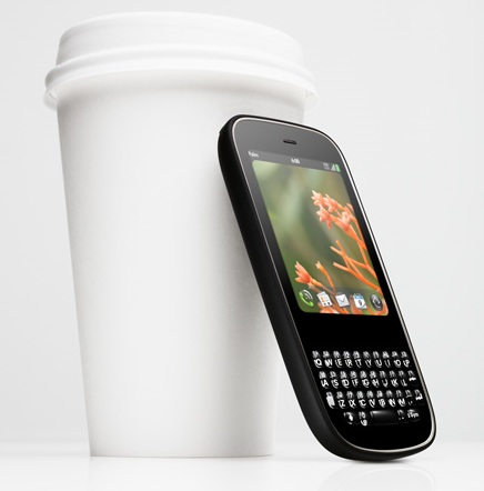 Palm Pixi Phone - The Second webOS Phone