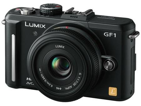 Panasonic Lumix DMC-GF1C-K compact DSLR
