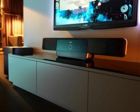 Philips HTS8160 SoundBar Blu-ray Home Theater