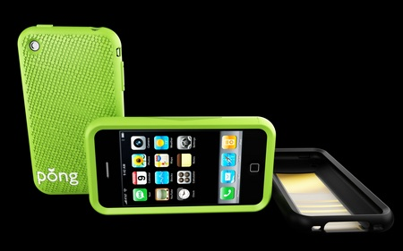 Pong iPhone Case Reduces Cell Phone Radiation by 60 percent