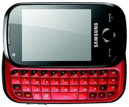 Samsung CorbyPro B5310 QWERTY Phone
