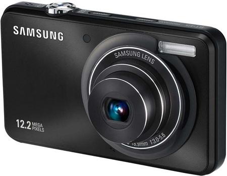 Samsung ST45 Slim Digital Camera black