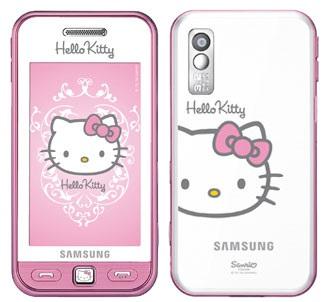 Samsung Star S5230 Hello Kitty