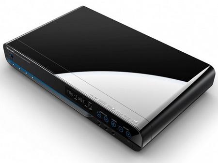 Sherwood R-904N NetBoxx 7.1-channel AV Receiver top
