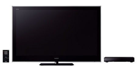 Sony BRAVIA ZX5 series Wireless HDTV