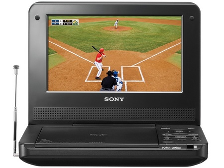 Sony DVP-FX740DT Portable DVD Player 1Seg