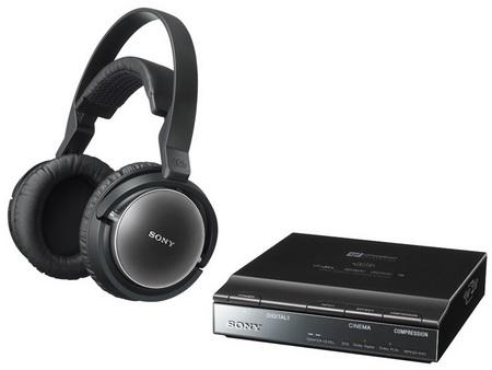 Sony MDR-DS7100 Wireless Headphones
