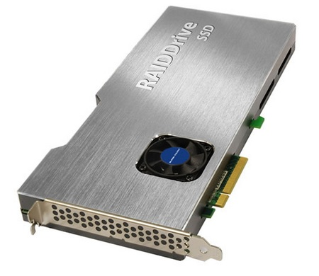 Super Talent PCIe RAIDDrive SSD