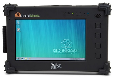 TabletKiosk eo TufTab a7230XD Rugged UMPC