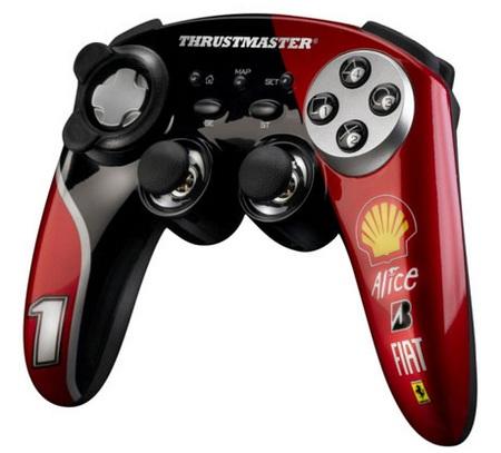 Thrustmaster Ferrari Gamepads