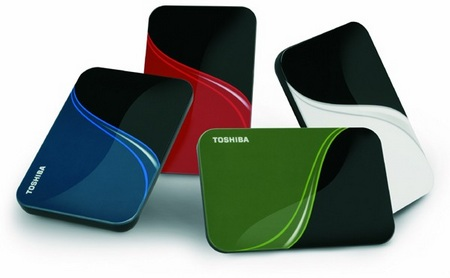 Toshiba 640GB External Hard Drive
