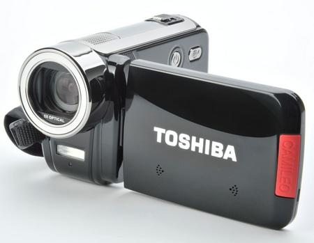 Toshiba Camileo H30 HD camcorder