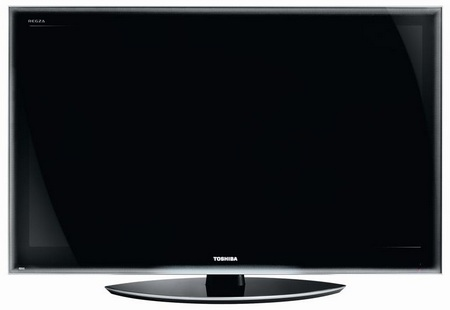 Toshiba REGZA SV Series LCD HDTV With LED-Backlight