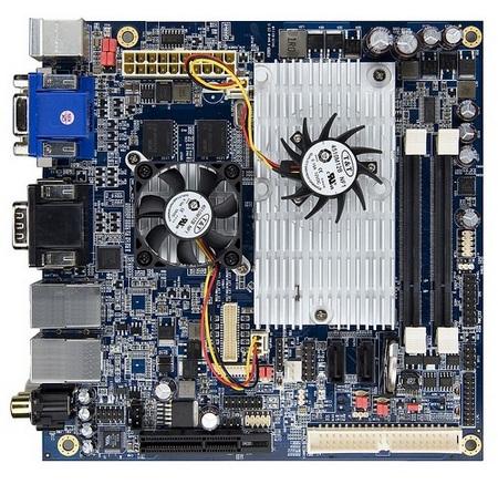 VIA VB8003 - Ultimate Mini-ITX HD Multimedia Platform