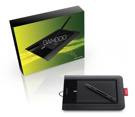 Wacom Bamboo Pen tablet package