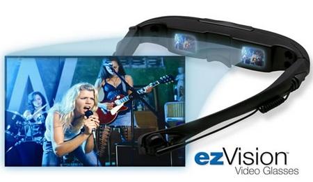 ezGear ezVision Video Glasses