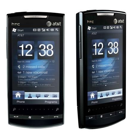 AT&T HTC Pure WM6.5 Smartphone
