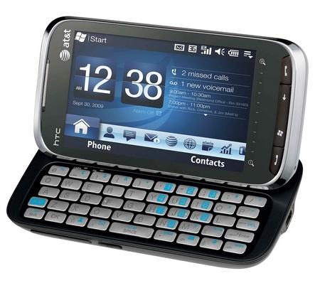 AT&T HTC Tilt 2 WM6.5 Smartphone