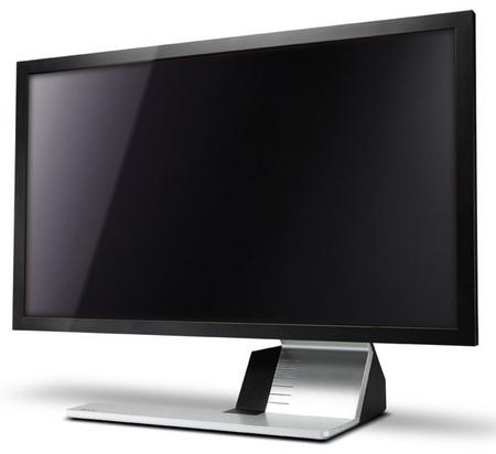 Acer S243HLbmii Slim White-LED Backlit LCD Display