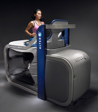 AlterG M300 Series Anti-Gravity Treadmill