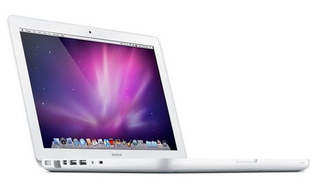 Apple MacBook Unibody  left