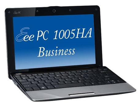 Asus Eee PC 1005HA Business Edition 1