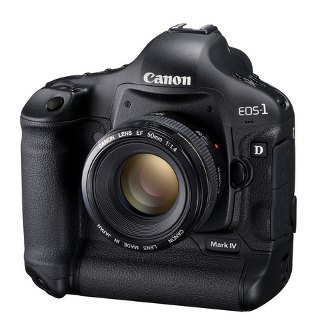Canon EOS-1D Mark IV Digital SLR Camera front