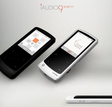 Cowon iAudio 9 Slim Fit PMP