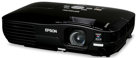 Epson EX31, EX51 and EX71 multimedia projectors