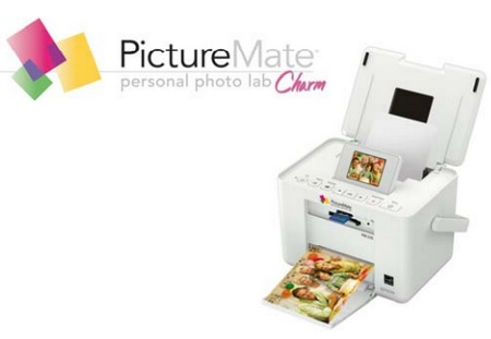 Epson PictureMate Charm Photo Printer