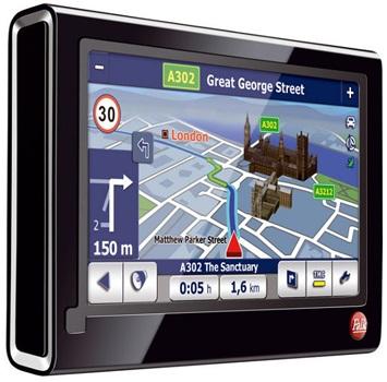 Falk F12 3rd Edition GPS Device