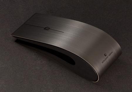 Intelligent Design Titanium Mouse 1