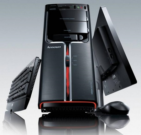 Lenovo IdeaCentre K300 Gaming Desktop PC