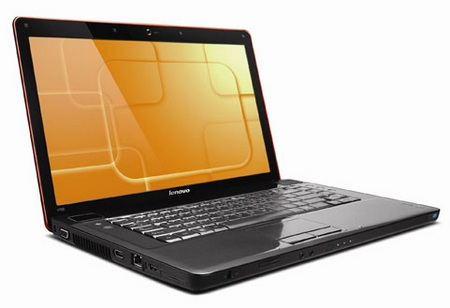 Lenovo IdeaPad Y550P Core i7 Notebook