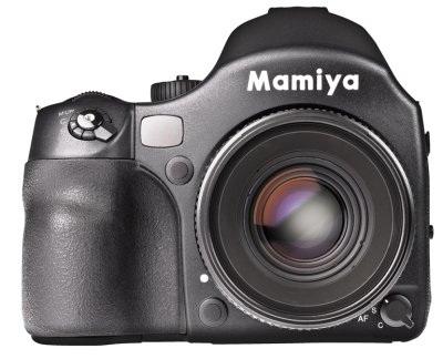 Mamiya DM56, DM33 and DM28, DM22 DSLRs