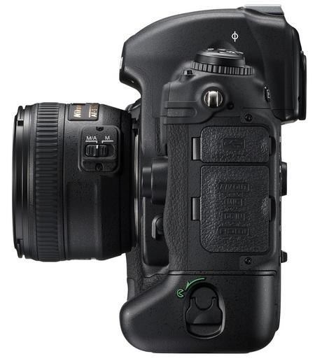 Nikon D3s DSLR Camera left