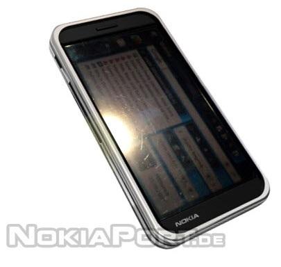 Nokia N920 Internet Tablet Leaked
