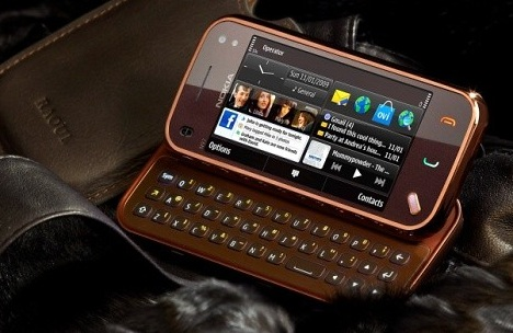 Nokia N97 mini RAOUL Limited Edition
