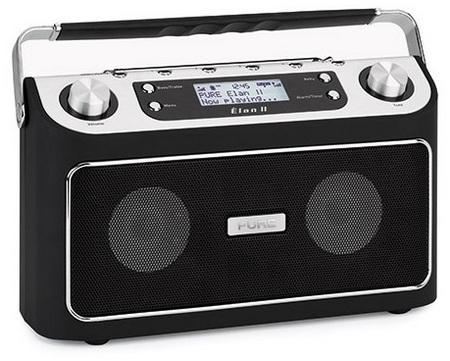 PURE Elan II DAB FM Radio