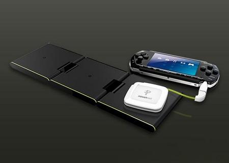 PowerMat Portable Mat Foldable Wireless Charging Mat powercube