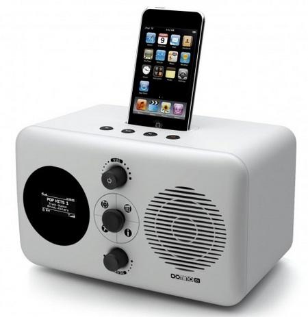 Revo Domino Digital Internet Radio with iPod dock