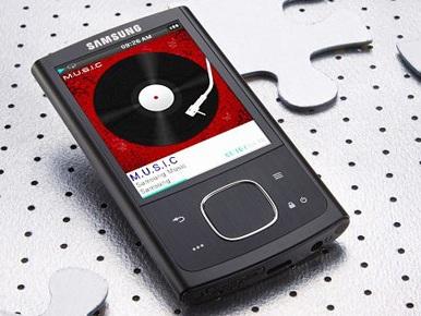 Samsung YP-R0 PMP