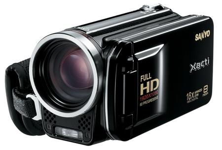 Sanyo Xacti VPC-FH1A Full HD camcorder