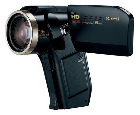 Sanyo Xacti VPC-HD2000A Full HD camcorder