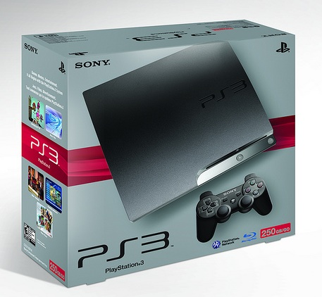 Sony PlayStation 3 Slim 250GB System coming on 3 November