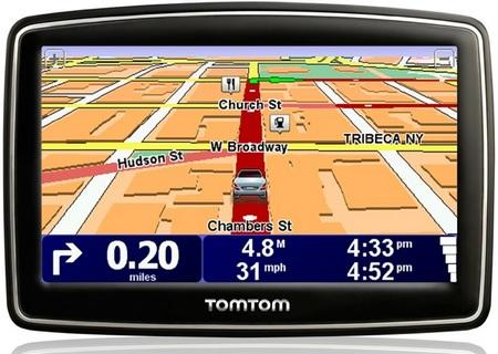TomTom XL 335S GPS Device